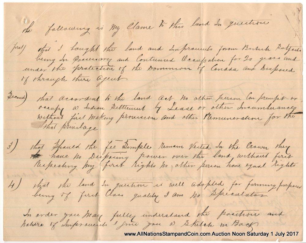 page 3 handwritten letter