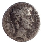 Augustus, Seleucis & Pieria 25mm 14.6gm AR Tetradrachm