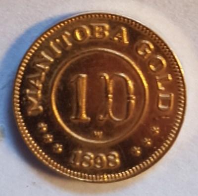 Mantibo Gold 10 1898