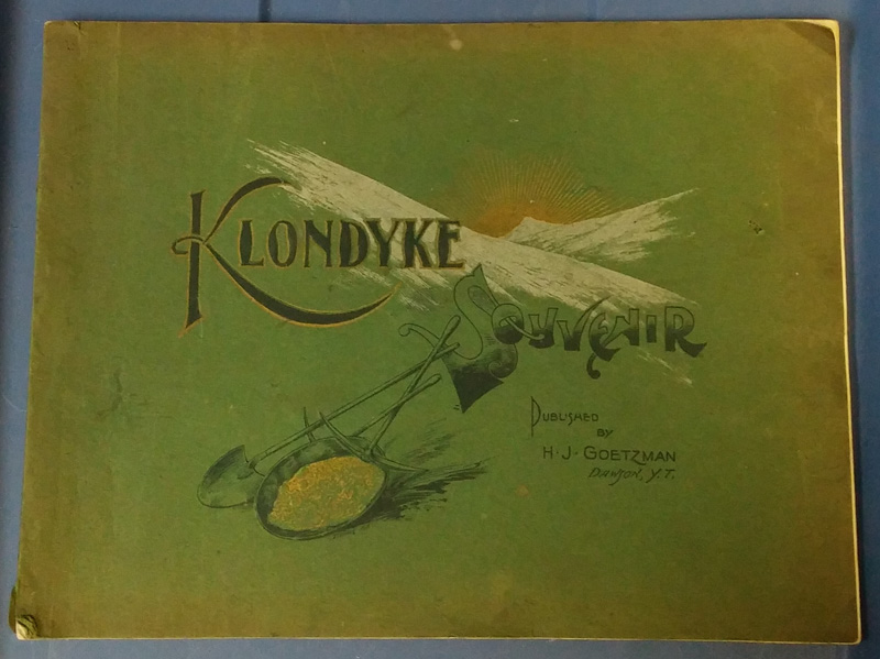 cover of book, Klondyke Souvenir