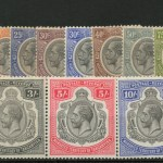 Tanganyika #29-44 Mint 1927/1931 George V Set US$567. (16)