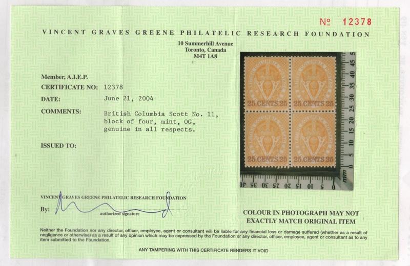 Greene certificate