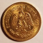 Mexico BU 1959 Gold 10 Pesos .2396oz AGW