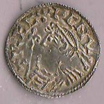 Lot 188 England VF 1016-1035 Cnut Short Cross Hammered Silver Penny
