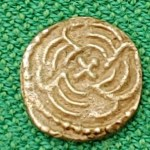 Anglo Saxon 710-725 AD Series J York Silver Sceat