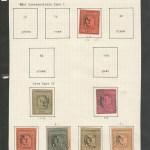 Transvaal #176b/196 1901 Pietersburg (14)