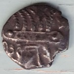 Celtic Britain Iceni Bury Type B circa 50 BC Silver Unit