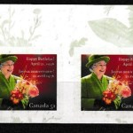 Canada #2142b VFNH 2006 52c Missing Die Cutting Imperf Pair