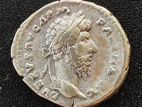 Lucius Verus 161-169 AD 3gm Silver Denarius w/ Victory etc