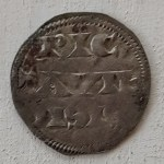 Anglo-Gallic Richard I Lion Heart 1189-1196 Silver Denier