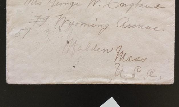 Dawson, N.W.T. 30 Mar 1899 2c Cover & 3c single on Robinson page