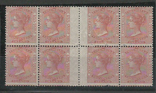 News: The Mayfair Find – Rare colonial B.C. stamps come home for auction