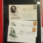 U.S.A. 1933/1991 First Day Covers etc incl Moose Jaw Crash (19 pcs)