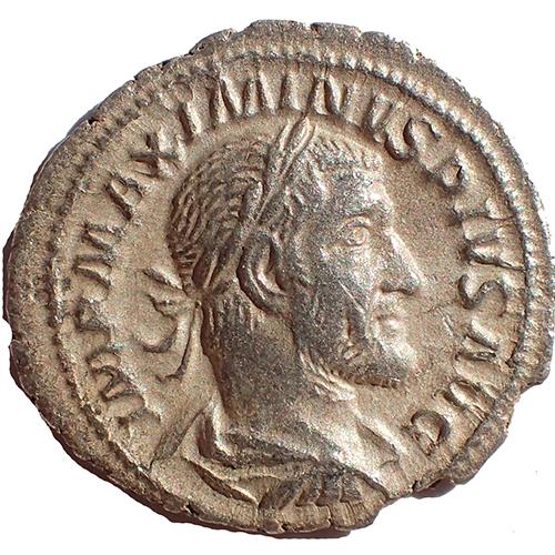 obverse Maximinus Thrax