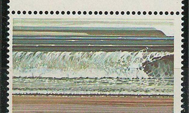 Canada #726b 1981 $1 Missing Inscriptions Variety