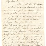 Victoria 8 Dec 1872 6-pg Marcus Smith letter to his wife