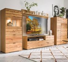 Wohnzimmer Programme aus Massivholz   Hochwertig & Preiswert