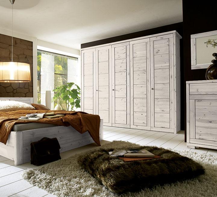 Schlafzimmer Holz