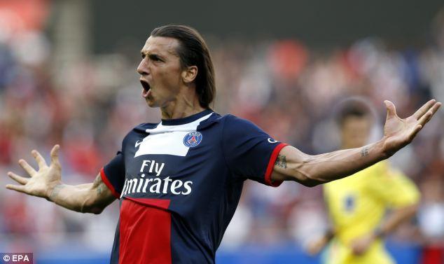 Zlatan Ibrahimovic 2016 Long Hair Haircut Pictures New