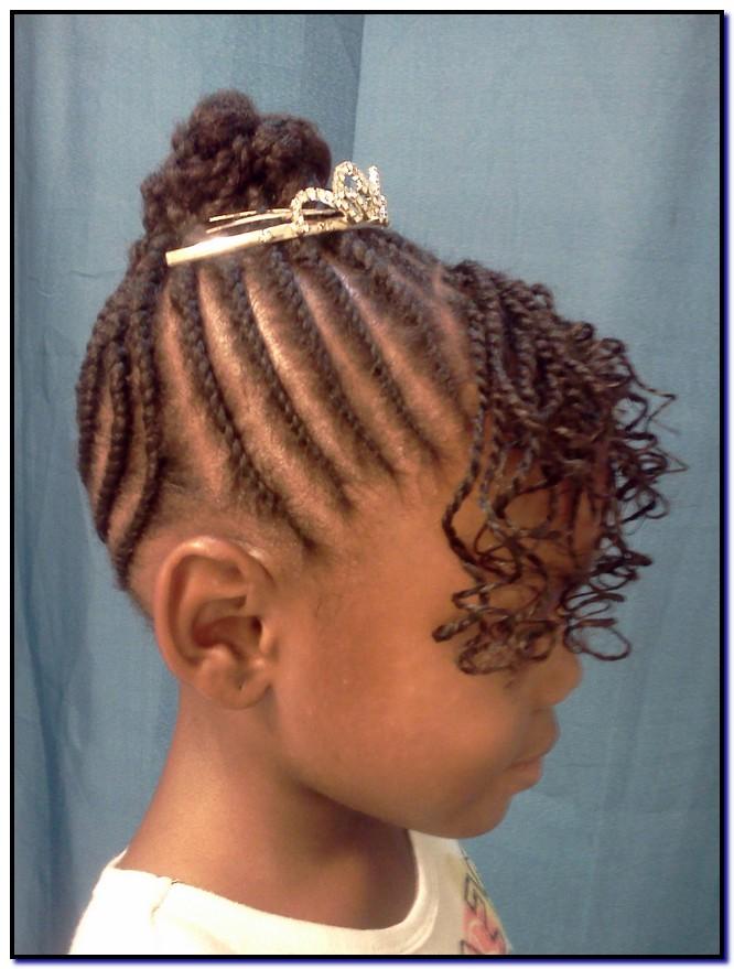 Flat Twist Hairstyles For Kids Black African Amercian