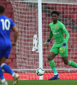 Two Arsenal Goalkeepers Willing To Play For Nigeria Are Injured