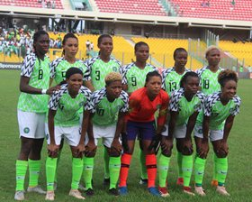 Cyprus Women's Cup Nigeria 1 Austria 4: Oshoala Nets Consolation Goal For African Champions