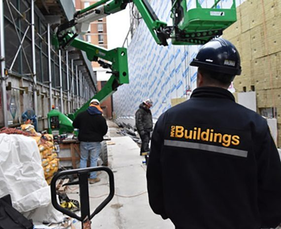 DOB Issued 550 Covid-19 Violations on NYC Construction Sites Since July