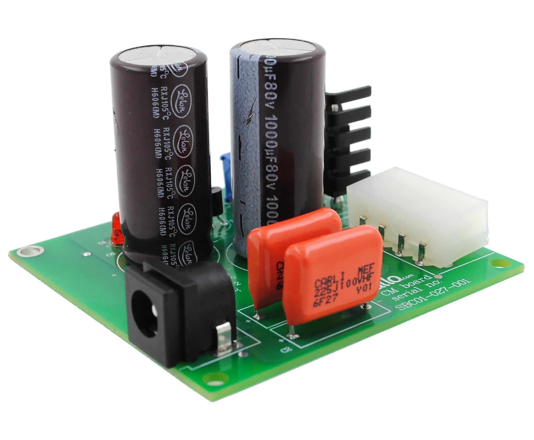24 Volt 2 Amp Bench Top Power Supply Make