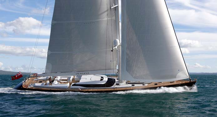 Alloy Yachts New Construction All Ocean Sailing Yachts
