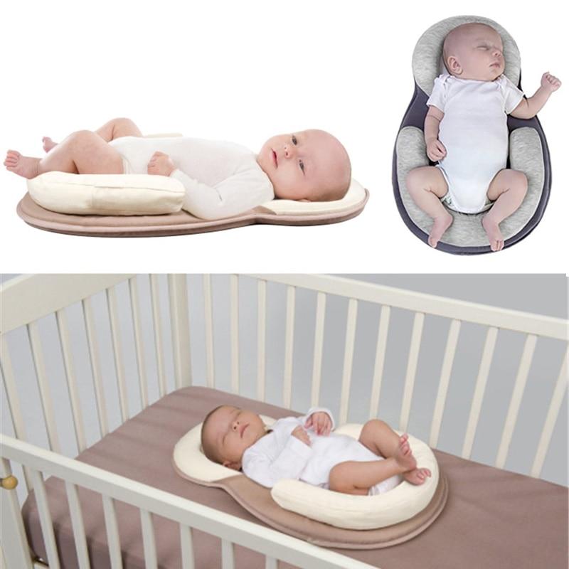 baby pillow infant newborn mattress pillow