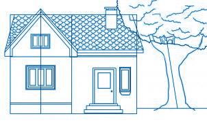 dessiner une maison etape 5