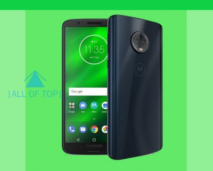 Moto G6 plus Launched at Price 22,499 INR | Camera & Performance Highlighted by the Company