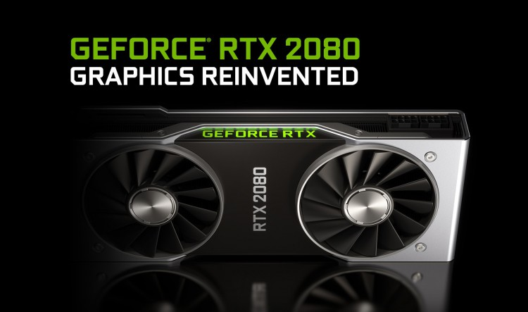NVIDIA Launched GeForce RTX 2080 in India with 14 Gbps Memory Speed