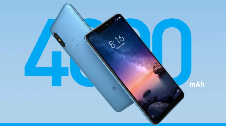 Xiaomi Redmi Note 6 Pro with 19:9 Ratio Display, Four cameras and two-day battery Launching on 22 November in India
