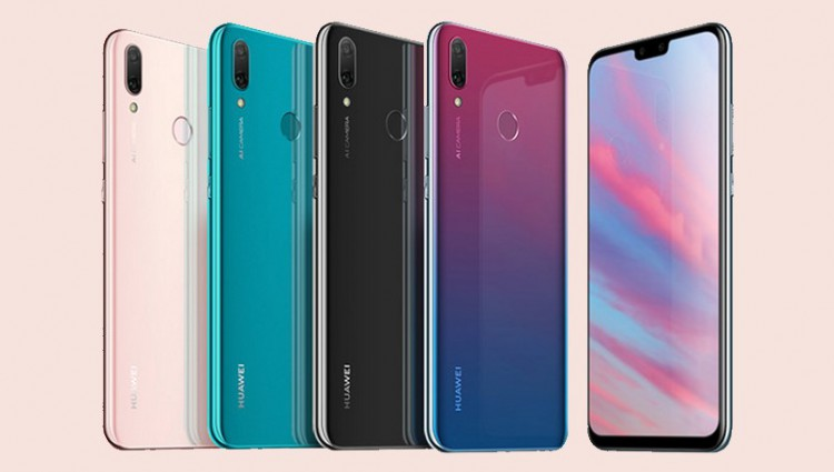 Budget Huawei Enjoy 9 to launch on Dec 12 with 6.26″ screen and Snapdragon SoC