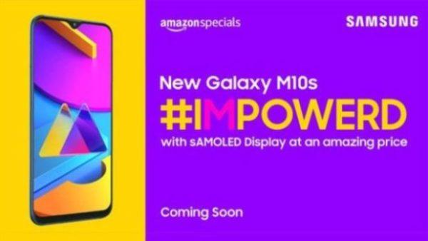 Samsung Galaxy M10s spacs leaked: Sports a 6.4″ AMOLED Display, dual camera, 4000mAh battery