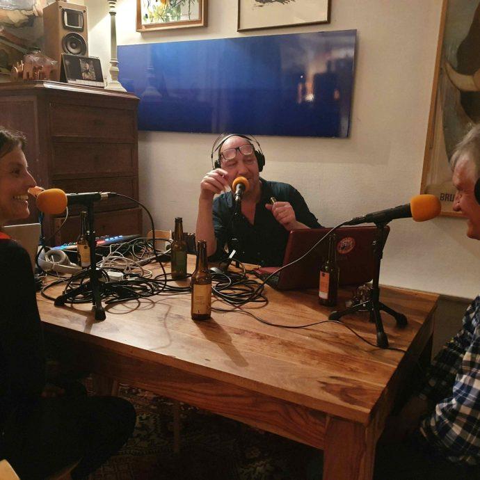 Charles Hedrich, l'aventurier au palmarès unique dans le salon d'Eric Lange