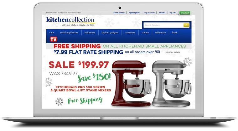Kitchen Collection Coupons  KitchenCollectioncom