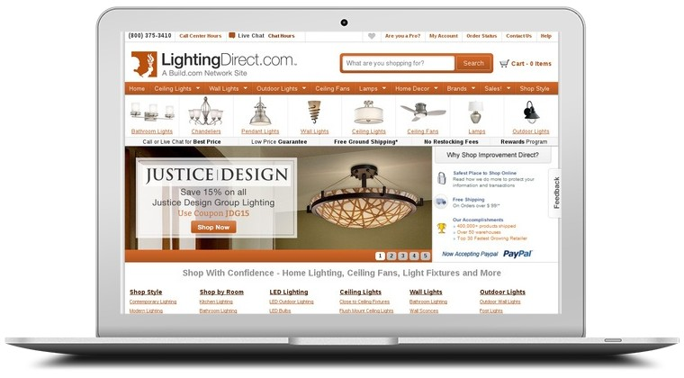 Lighting Direct Coupons  LightingDirectcom Coupon Codes