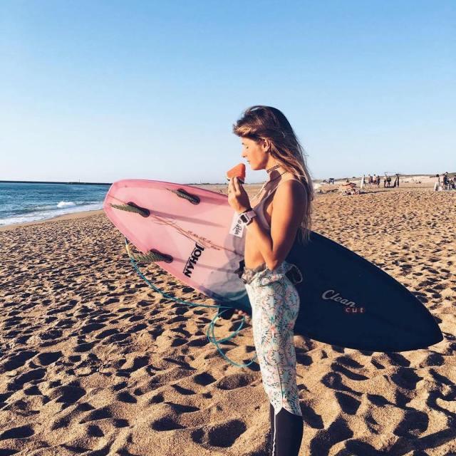 Et toi  quoi tu penses quand tu vas surferhellip