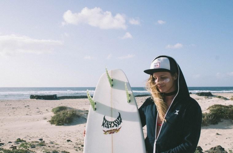 test surf