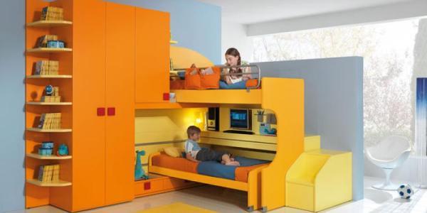 cameretta ferri mobili