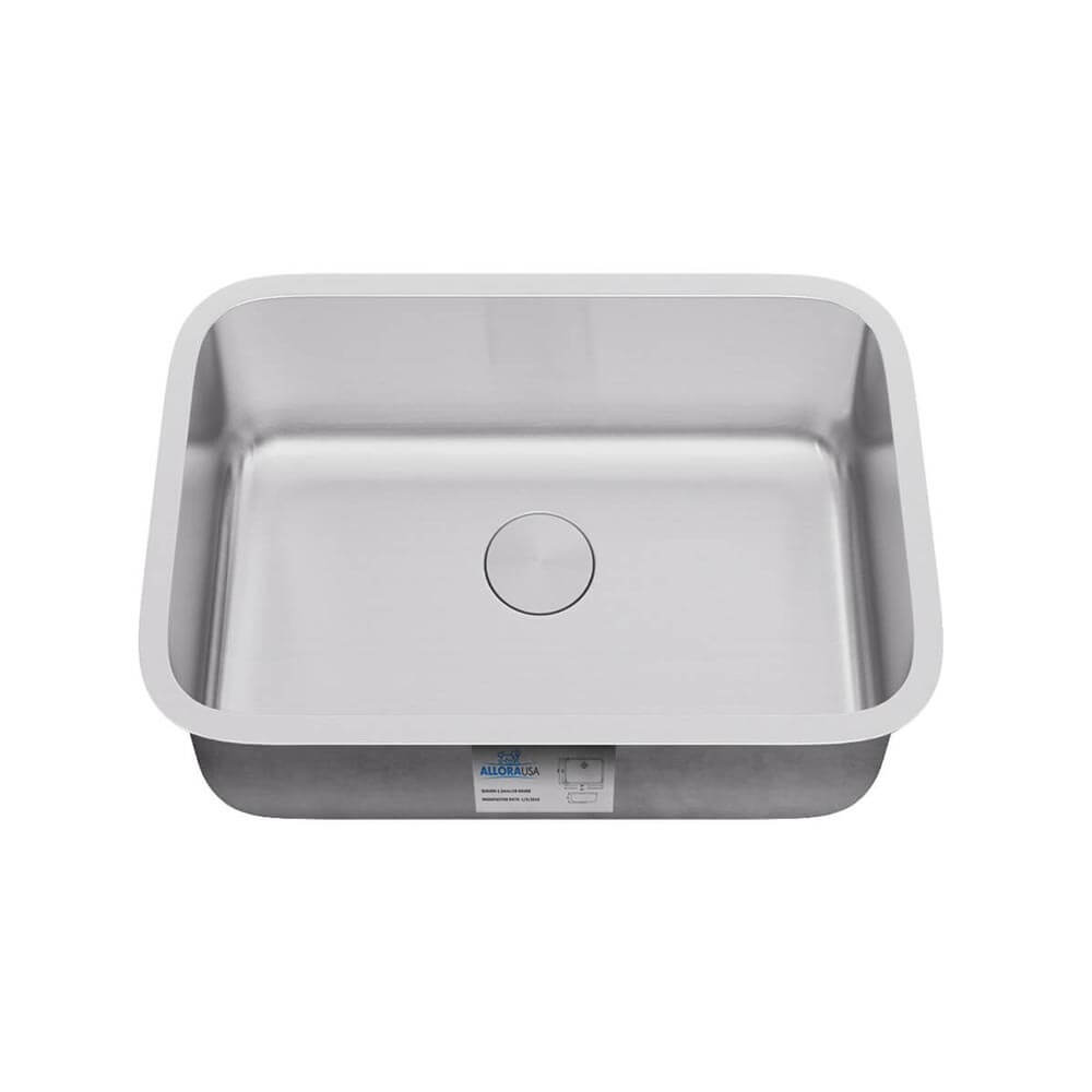 ksn 2718 single bowl undermount sink