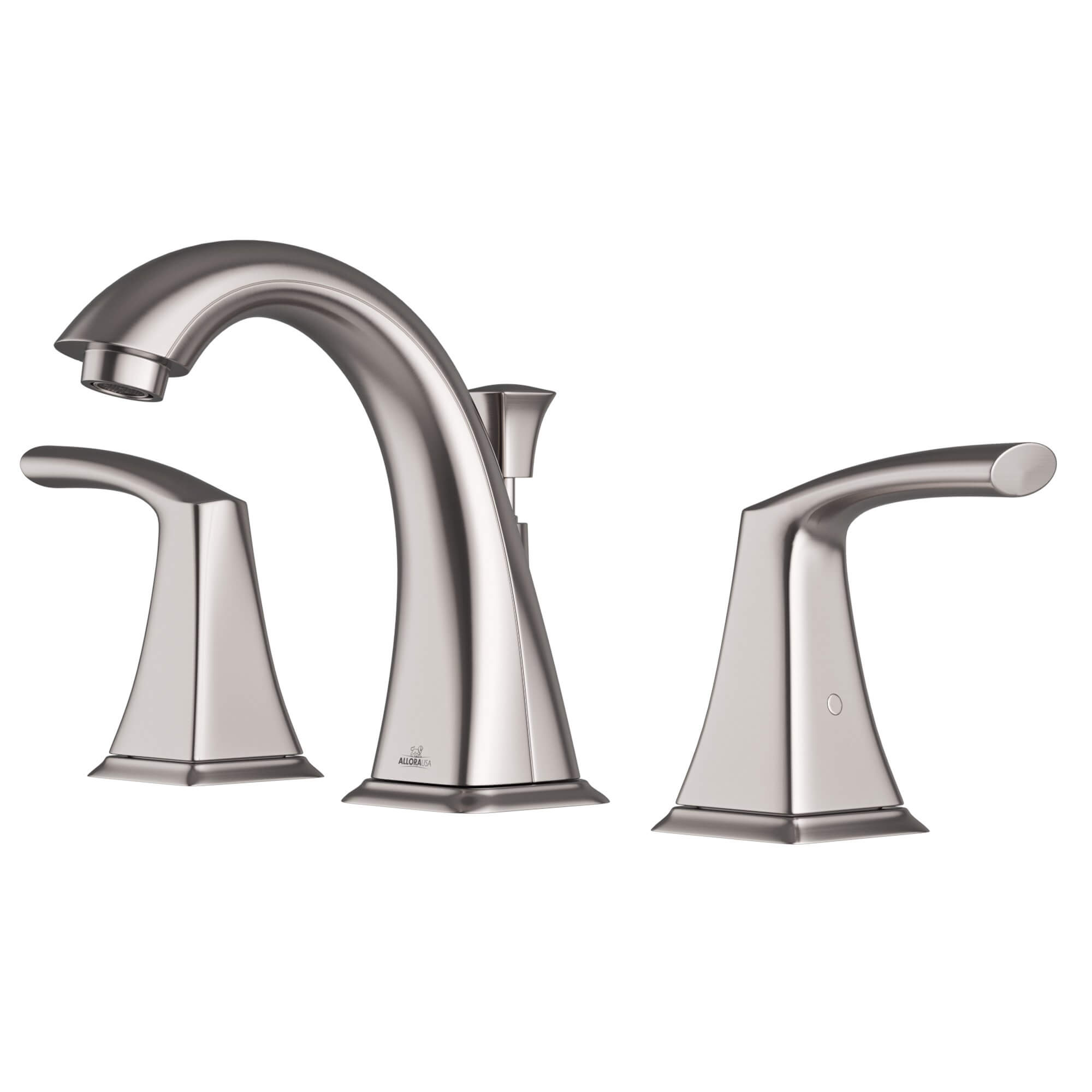 a 6570 bn two handle lavatory faucet