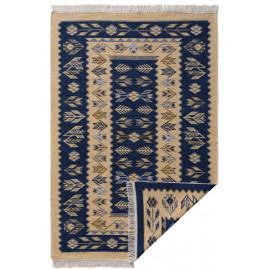 tapis bleu azur turquoise decouvrez