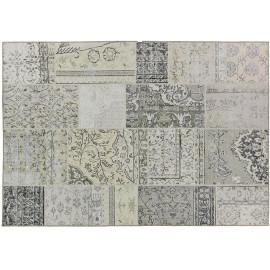 tapis patchwork eblouissant tapis en