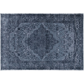 tapis bambou et coton