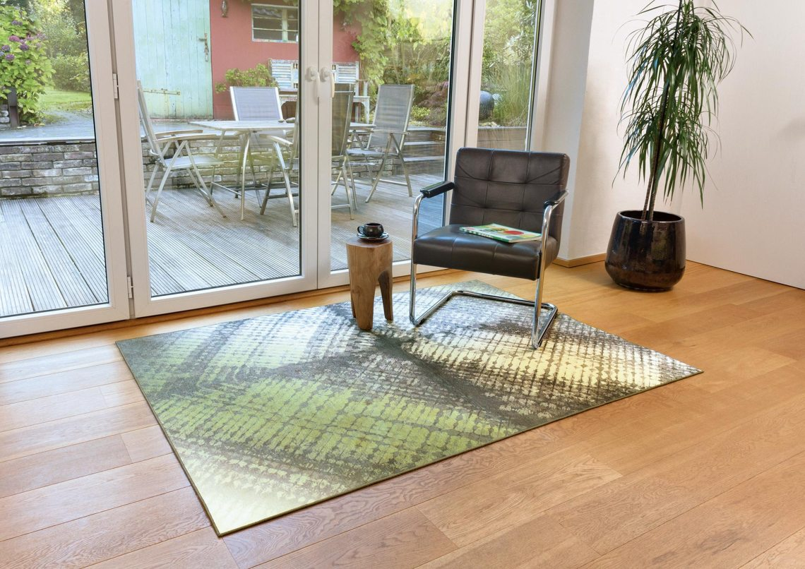 Tapis lavable en machine