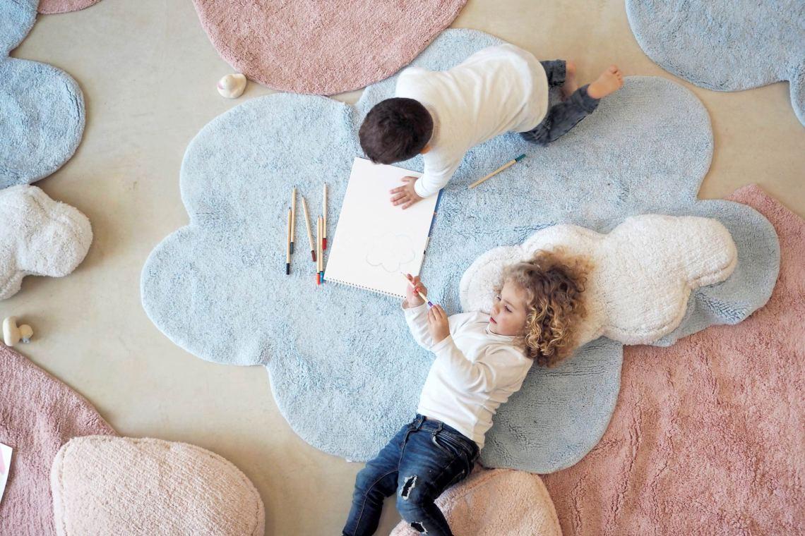 le tapis pour enfant un allie au quotidien