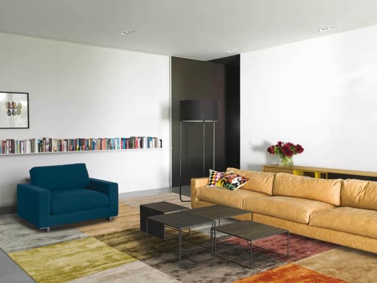 tapis moderne sur mesure